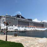 7 нощ. Западно Средиземно море, кораб MSC Fantasia, 6 - 13 май 2018 г.
