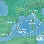 Промоционални круизи Средиземно море