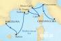 Круизи Seabourn Средиземно море