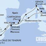 Круизи MSC Канарски острови